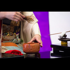 (Masahiro Makino) Tags: japan photoshop canon eos kyoto sigma adobe   teaceremony 70300mm chawan stirring lightroom chasen  f456 60d    20110923112217canoneos60dls640p