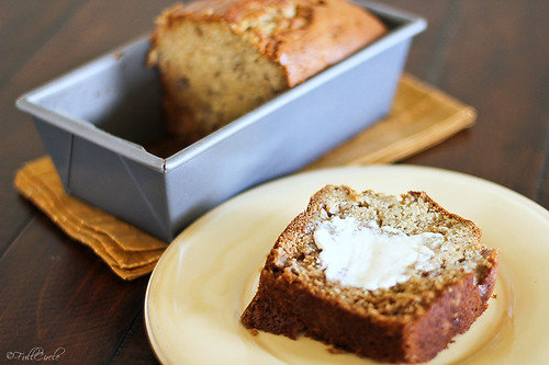 Maple Banana Bread