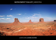 Monument Valley (Nature & Wildlife Photography) Tags: arizona usa monument canon landscape butte daniel valley kuster