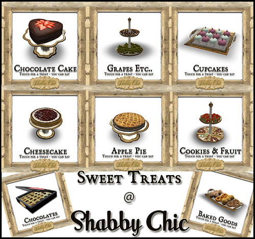 Shabby Chic weat Treats