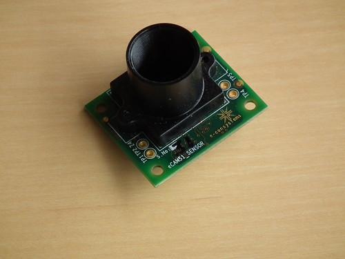 5 mega pixel camera module