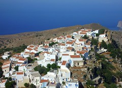 The village of Nikia on the island of Nisyros (Frans.Sellies) Tags: hellas greece grecia griechenland grce grcia griekenland nikia yunanistan grekland nisyros kreikka    grkenland grgorszg  ecko          p1360730
