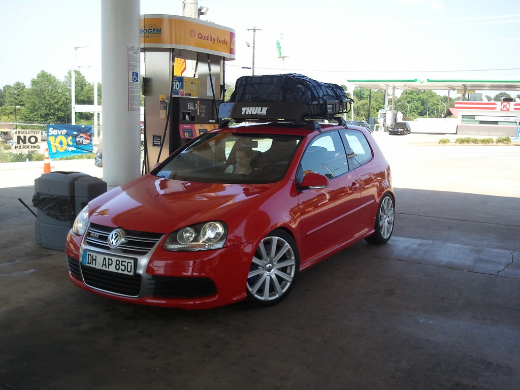 Roof Racks In Use Picture Request Vw Gti Forum Vw