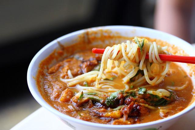 Penang Seafood Restaurant: Assam Laksa