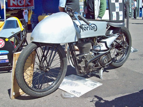 182 Norton 500cc Montlhery Record Replica *(1934)
