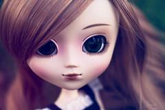 Mai-lin ( J a c k y) Tags: macro cute girl canon dark doll sigma mai pullip lin blanche mailin