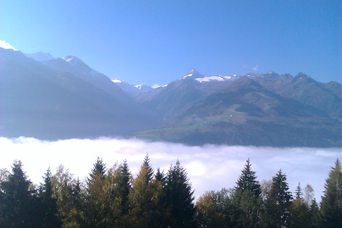 Indian Summer in Zell am See