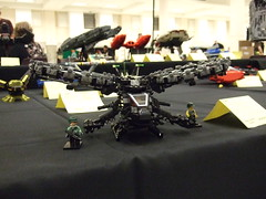 Scorpion Gunship (The Acquaintance Crate) Tags: lego avatar gunship brickcon