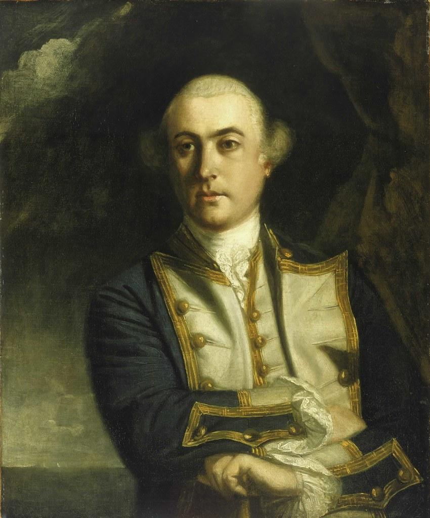 John Byron 1723 - 1786