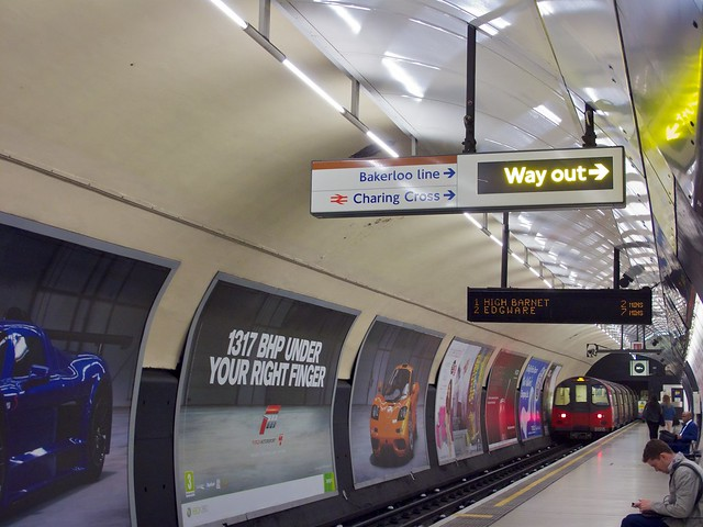 Charing Cross New Signs