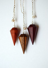 Wooden Gem Necklaces (Lucie Veilleux jewelry) Tags: wood modern silver wooden necklace contemporary fake jewelry diamond casual pearl sleek minimalist gem lucieveilleux