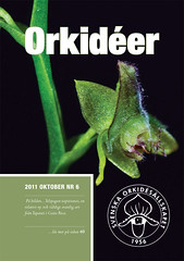 The Swedish Orchid Society magazine