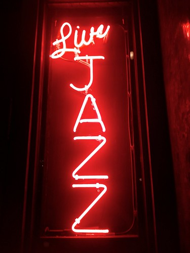 Day 279.5 - Live Jazz