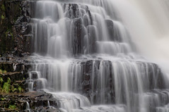 Pystill Cain (Howie Mudge LRPS) Tags: water waterfall falls tamron70300mm nikond90