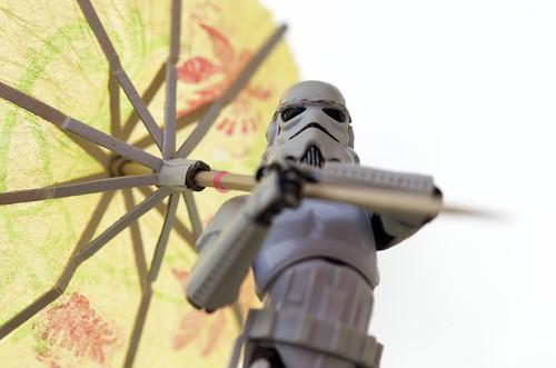 Portrait of a Trooper by Kalexanderson