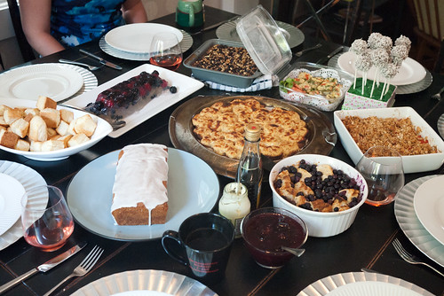 Brunch Potluck for Charmian