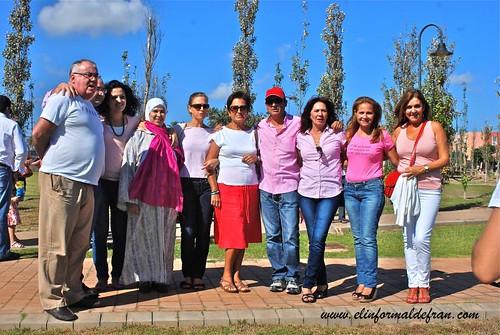 Lazo Rosa de la AECC 2011