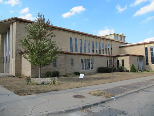 The Church of St. Bridget