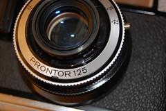 Vitoret CLA Front lens assembled