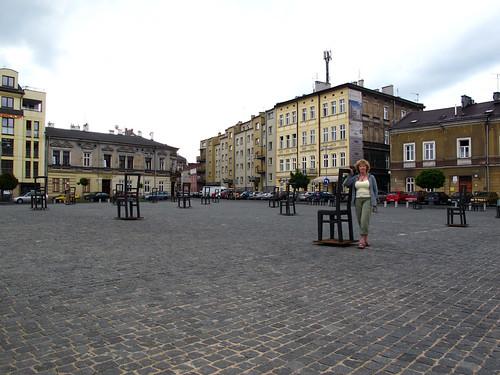 Ghetto Square Krakow