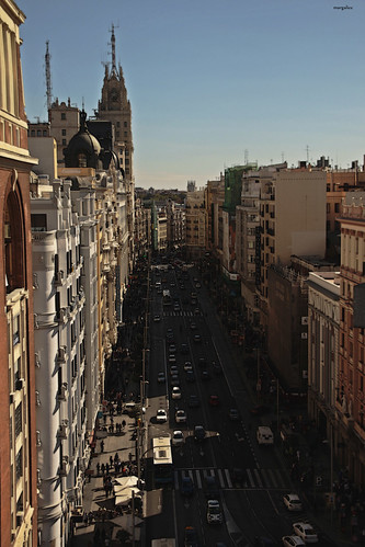GRAN VÍA (Madrid) by margalice / marga