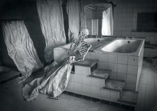 Qui a dit que je passais trop de temps dans ma salle de bain?