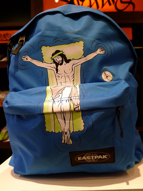 Eastpak Jesus bag