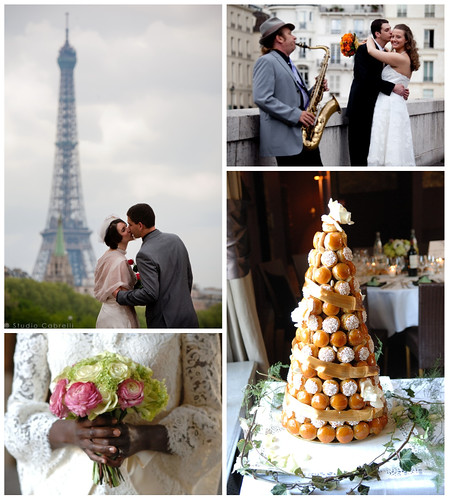 Paris wedding planner parisian events