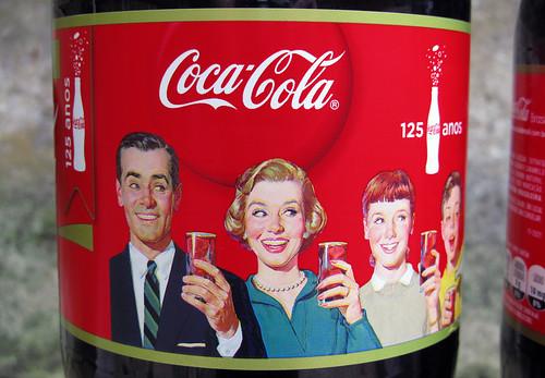 Coca-Cola 125 Anos 2,5 L art Serie de outubro 2011 Brasil by roitberg