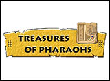 Online Treasures of Pharaohs Slots Review