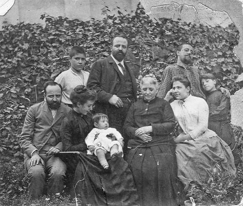 Familia de Carmen Bellido