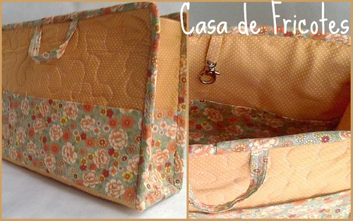 Refil laranja by Casa de Fricotes - Valérie Roberto