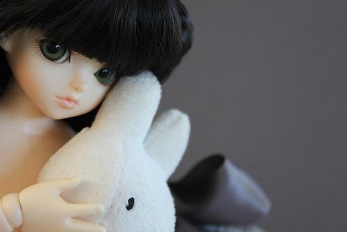 Winter & Bunny
