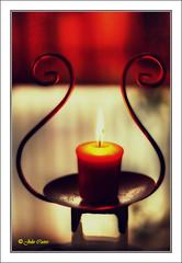 Luz de vela (Julio_Castro) Tags: luz nikon llama vela mecha cera iluminación candil luzdevela quinqué nikond700 olétusfotos