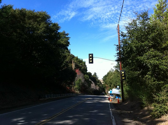 Installing a traffic signal!?