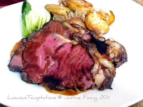 Roast Beef - Village East, Bermondsey