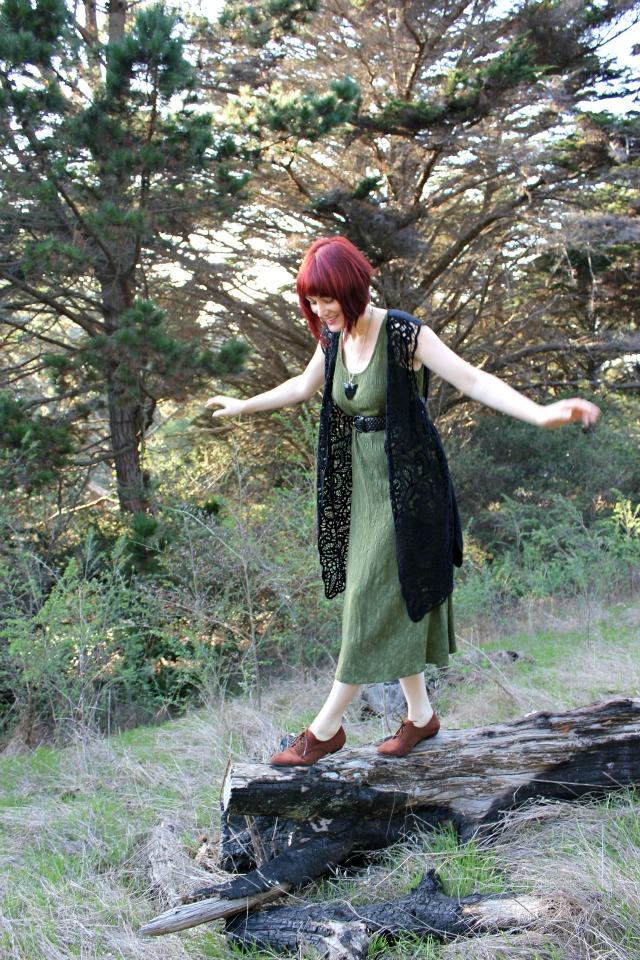 woodsy balance