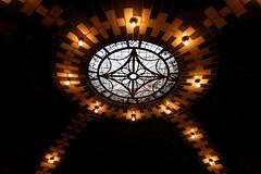 Guastavino Ceiling (edrodzen) Tags: nyc subway cityhall manhattan skylight nycsubway guastavino ef1635f28l cityhallsubwaystation lexingtonaveline canoneos7d