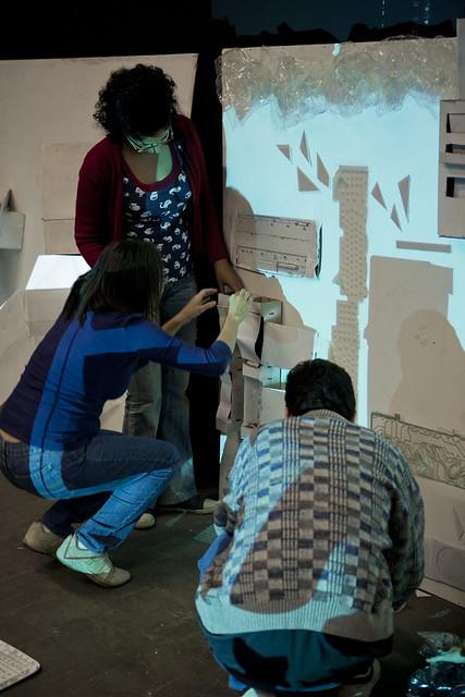 FILE PAI 2011 | Centro Cultural São Paulo - Workshop