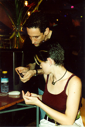 Doug Rushkoff and Fee Plumley