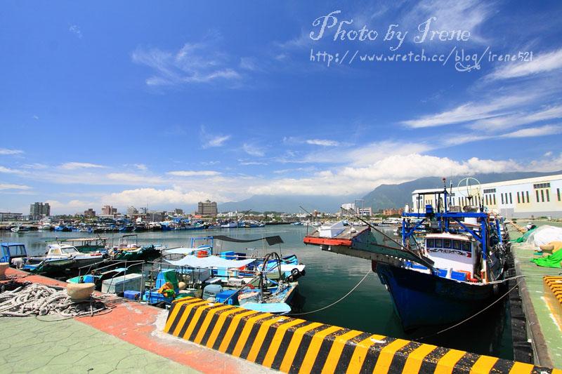 花蓮漁港休閒碼頭