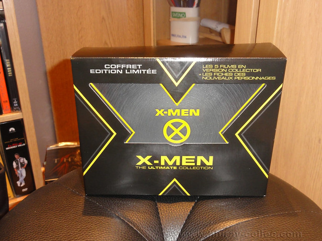 X-men_le_commencement_coffret_collector_ultimate_collection