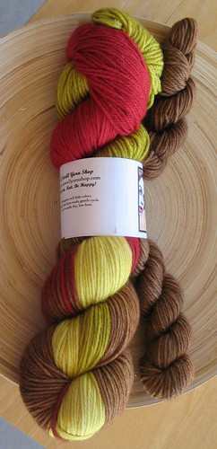 A Swell Yarn Shop Duets