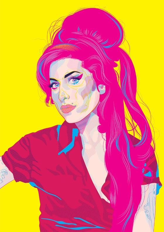 ilustraciones coloridas