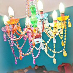 paris (beryl) Tags: light paris texture glass square beads crystals chandelier boutique scarves marais brilliant sparkling squarecrop fanciful nikond90