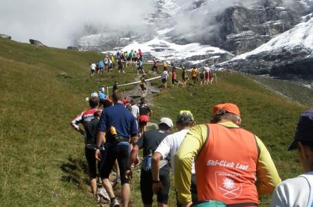 Krupička třetí na Jungfrau Marathonu