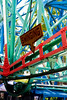 Swinging (elrina753) Tags: nyc newyorkcity usa newyork brooklyn unitedstates parks ferriswheel amusementpark rides themepark wonderwheel astroland astrolandpark