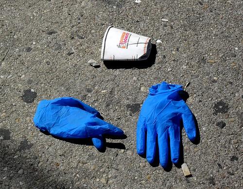 gloves by feliks kogan