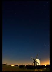 Chillenden stars (J.W.Turner) Tags: sky windmill night canon dark star kent 16mm zenitar f28 chillenden