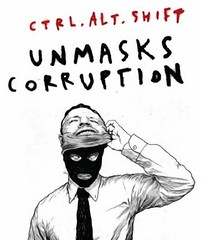 Ctrl.Alt.Shift Unmasks Corruption Image (fourteenten) Tags: comic ctrlaltshift corruptionunmaskscorruption